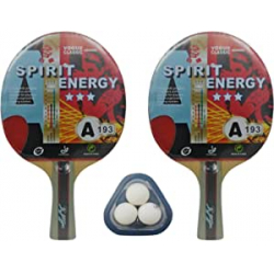 Chollo - Kounga GD Spirit Energy Set de Ping Pong | GD100202