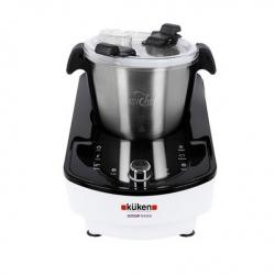 Chollo - Kuken EasyChef Smart 8000 Robot de Cocina Inteligente Multifunción con Vaporera