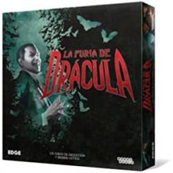 Chollo - La Furia de Drácula Juego de deducción y horror gótico - Edge Entertainment EEHWFD01