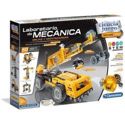 Chollo - Laboratorio de mecánica Grúas y Montacargas Clementoni - 55241