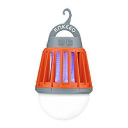 Chollo - Lámpara de Camping y Antimosquitos Enkeeo