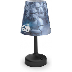Chollo - Lámpara de Mesa Philips Star Wars Soldado Imperial