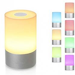 Chollo - Lámpara de Mesa RGB Lixada L1267D