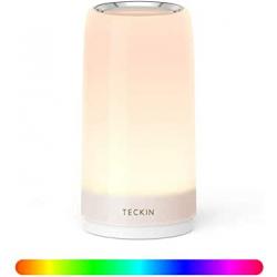 Chollo - Lámpara de sobremesa Teckin RGB 7W