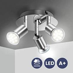 Chollo - Lámpara de techo 3 focos Elfeland GU10