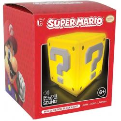 Chollo - Lámpara Mesilla Nintendo Super Mario Bros Question Block (PP3428NNV2)