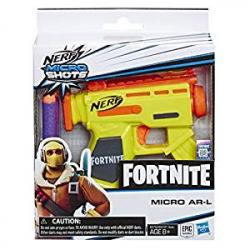 Chollo - Lanzador Nerf Fortnite Microshots