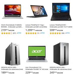 Chollo - Las mejores ofertas de Prime Day en portátiles y ordenadores para estudiantes y profesionales