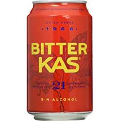 Chollo - Lata Bitter KAS sin alcohol 33 cl