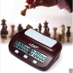 Chollo - LEAP Digital Chess Clock I-go Count Up Down Timer