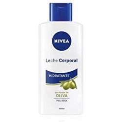 Chollo - Leche Corporal Nivea con Aceite de Oliva 400ml