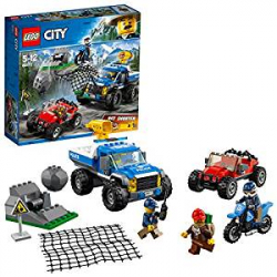 Lego City City Police Caza en la Carretera (60172)