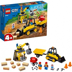Chollo - LEGO City Great Vehicles: Buldócer de construcción - 60252