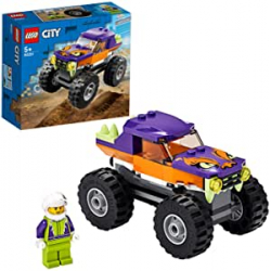 Chollo - LEGO City Great Vehicles Monster Truck (60251)