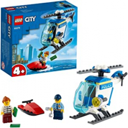 Chollo - LEGO City Helicóptero de Policía | 60275