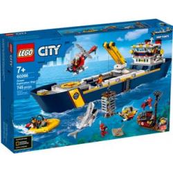 Chollo - LEGO City Océano: Buque de Exploración - 70429