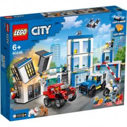 Chollo - LEGO City Police: Comisaría de policía - 60246