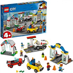 Chollo - LEGO City Town: Centro automovilístico - 60232