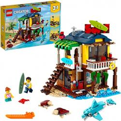 Chollo - Lego Creator 3en1 Casa Surfera en la Playa   31118