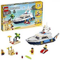 Lego Creator Aventuras en Yate (31083)