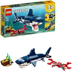 Chollo - LEGO Creator: Criaturas del fondo marino - 31088