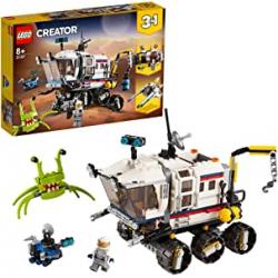 Chollo - LEGO Creator: Róver Explorador Espacial - 31107