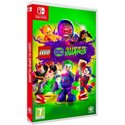 Chollo - Lego DC Super-Villanos para Nintendo Switch