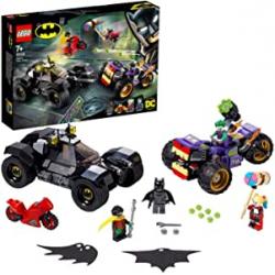 Chollo - LEGO DC Superhéroes: Persecución de la Trimoto del Joker - 76159