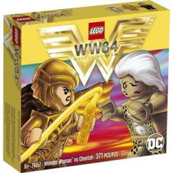 Chollo - LEGO DC Superhéroes: Wonder Woman vs Cheetah -76157