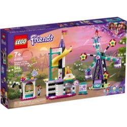Chollo - LEGO Friends Mundo de Magia: Noria y Tobogán | 41689