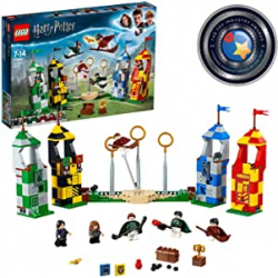 Chollo - LEGO Harry Potter Partido de Quidditch (75956)