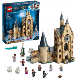 Chollo - LEGO Harry Potter Torre del Reloj de Hogwarts (75948)