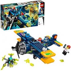 Chollo - LEGO Hidden Side Avión Acrobático de El Fuego (70429)