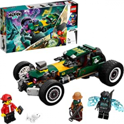 Chollo - LEGO Hidden Side: Bólido de carreras sobrenatural - 70434
