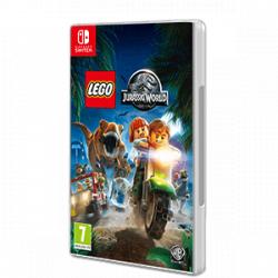 Chollo - Lego: Jurassic World Standard Edition - Nintendo Switch [Versión física]