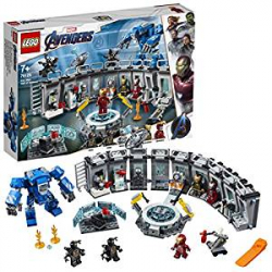 Chollo - LEGO Super Heroes Iron Man Sala de Armaduras Marvel