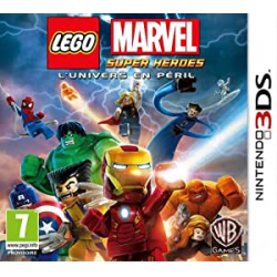 Chollo - Lego Marvel Super Héroes Universo en Peligro para Nintendo 3DS