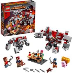 Chollo - LEGO Minecraft: La Batalla por la Piedra Roja | 21163