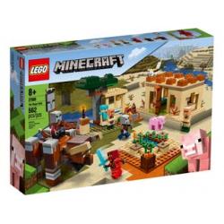 Chollo - LEGO Minecraft: La Invasión de los Illager   21160