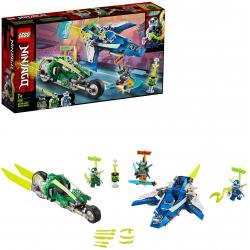 Chollo - LEGO Ninjago Vehículos Supremos de Jay y Lloyd (71709)