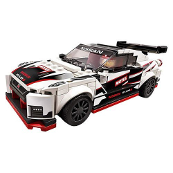 Chollo - Lego Speed Champions Nissan GT-R NISMO (76896)