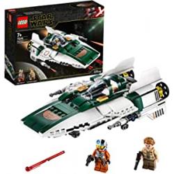Chollo - LEGO Star Wars Caza Estelar Ala-A de la Resistencia (75248)