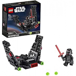 Chollo - LEGO Star Wars Microfighter Lanzadera de Kylo Ren (75264)