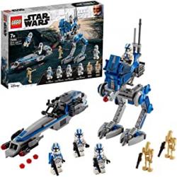 Chollo - LEGO Star Wars: Soldados Clon de la Legión 501 | 75280