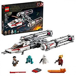 Chollo - LEGO Star Wars TM Caza Estelar Ala-Y de la Resistencia (75249)