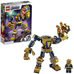 Chollo - LEGO Super Héroes Armadura Robótica De Thanos