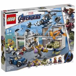 Chollo - LEGO Super Heroes - Batalla en el Complejo de los Vengadores (76131)