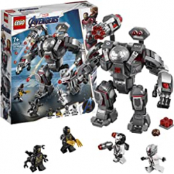 Chollo - LEGO Super Heroes Depredador de Máquina de Guerra Los Vengadores (76124)