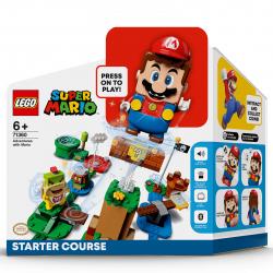 Chollo - LEGO Super Mario: Pack Inicial: Aventuras con Mario - 71360