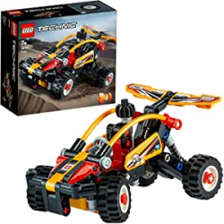 Chollo - LEGO Technic Buggy y Coche de Carreras (42101)